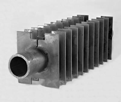 plate finned tubes